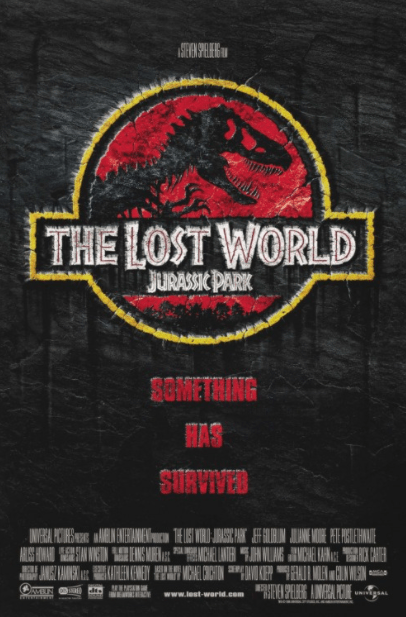 JURASSIC PARK 2 / THE LOST WORLD HD GOOGLE PLAY DIGITAL COPY MOVIE CODE (DIRECT IN TO GOOGLE PLAY) CANADA