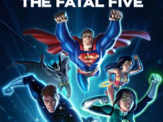 JUSTICE LEAGUE vs THE FATAL FIVE HD GOOGLE PLAY DIGITAL COPY MOVIE CODE (DIRECT IN TO GOOGLE PLAY) CANADA