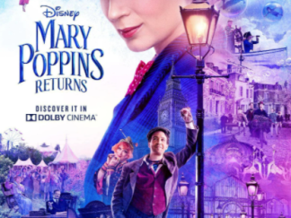 MARY POPPINS RETURNS DISNEY HD iTunes DIGITAL COPY MOVIE CODE (READ DESCRIPTION FOR REDEMPTION SITE/STEP/INFO) USA CANADA
