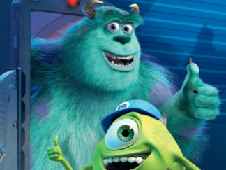 MONSTERS INC. DISNEY HD GOOGLE PLAY DIGITAL COPY MOVIE CODE (DIRECT INTO GOOGLE PLAY) USA CANADA