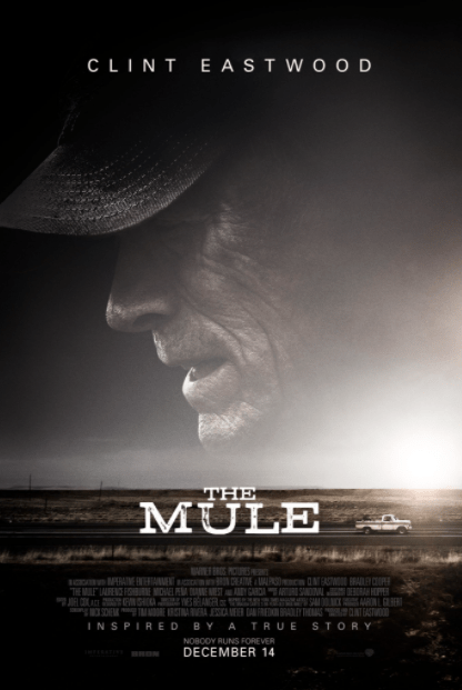 MULE (THE) HD GOOGLE PLAY DIGITAL COPY MOVIE CODE (DIRECT IN TO GOOGLE PLAY) CANADA