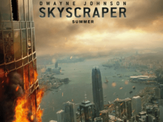 SKYSCRAPER HD GOOGLE PLAY DIGITAL COPY MOVIE CODE (DIRECT IN TO GOOGLE PLAY) CANADA