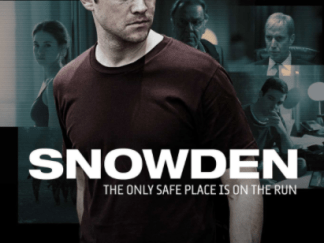 SNOWDEN HD iTunes DIGITAL COPY MOVIE CODE (DIRECT IN TO ITUNES) CANADA