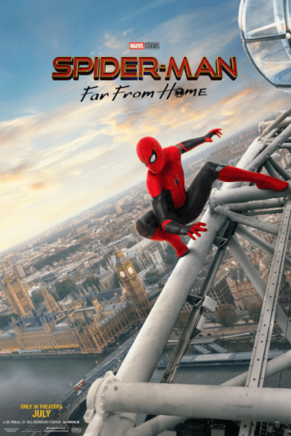 SPIDER-MAN FAR FROM HOME MARVEL HD GOOGLE PLAY DIGITAL COPY MOVIE CODE (DIRECT IN TO GOOGLE PLAY) CANADA