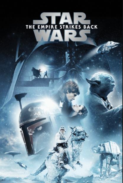 STAR WARS 5 THE EMPIRE STRIKES BACK DISNEY HD GOOGLE PLAY DIGITAL COPY MOVIE CODE (DIRECT INTO GOOGLE PLAY) CANADA