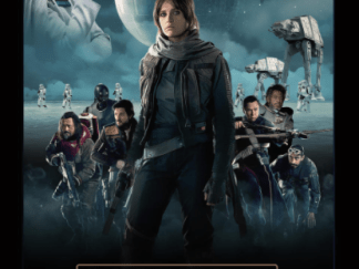STAR WARS ROGUE ONE A STAR WARS STORY DISNEY HD GOOGLE PLAY DIGITAL COPY MOVIE CODE (DIRECT INTO GOOGLE PLAY) CANADA