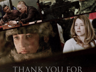THANK YOU FOR YOUR SERVICE HD GOOGLE PLAY DIGITAL COPY MOVIE CODE (DIRECT IN TO GOOGLE PLAY) CANADA