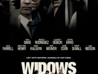 WIDOWS HDX VUDU, HD MOVIES ANYWHERE, HD GOOGLE DIGITAL COPY MOVIE CODE (READ DESCRIPTION FOR REDEMPTION SITE/INFO) USA