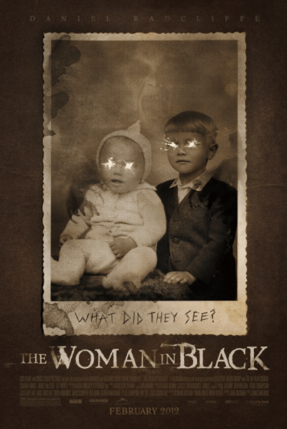 WOMAN IN BLACK (THE) iTunes DIGITAL COPY MOVIE CODE (DIRECT IN TO ITUNES) CANADA