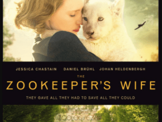 ZOOKEEPER'S WIFE (THE) HD iTunes DIGITAL COPY MOVIE CODE (DIRECT IN TO ITUNES) CANADA