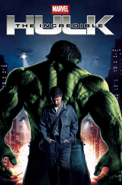 INCREDIBLE HULK (THE) MARVEL HD GOOGLE PLAY DIGITAL COPY MOVIE CODE (DIRECT IN TO GOOGLE PLAY) CANADA