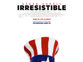 IRRESISTIBLE HD GOOGLE PLAY DIGITAL COPY MOVIE CODE (DIRECT IN TO GOOGLE PLAY) CANADA
