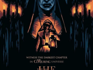 NUN (THE) HD GOOGLE PLAY DIGITAL COPY MOVIE CODE (DIRECT IN TO GOOGLE PLAY) CANADA