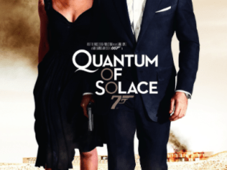 QUANTUM OF SOLACE JAMES BOND 007 DANIEL CRAIGHD GOOGLE PLAY DIGITAL COPY MOVIE CODE (DIRECT IN TO GOOGLE PLAY) CANADA
