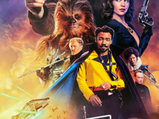 SOLO A STAR WARS STORY DISNEY HD GOOGLE PLAY DIGITAL COPY MOVIE CODE (DIRECT INTO GOOGLE PLAY) CANADA