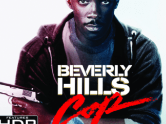 BEVERLY HILLS COP 1 4K UHD VUDU or 4K UHD iTunes (USA) / 4K UHD iTunes (CANADA) DIGITAL COPY MOVIE CODE (READ DESCRIPTION FOR REDEMPTION SITE)