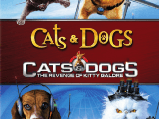 CATS & DOGS THE REVENGE OF KITTY GALORE XML DIGITAL COPY MOVIE CODE (BE SURE YOU KNOW HOW TO REDEEM XML CODE)