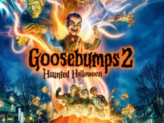 GOOSEBUMPS 2 HD GOOGLE PLAY DIGITAL COPY MOVIE CODE (DIRECT IN TO GOOGLE PLAY) CANADA