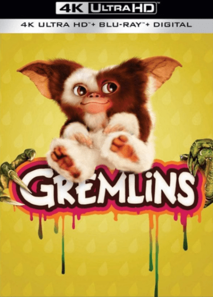 GREMLINS (THE) 4K UHD MOVIES ANYWHERE (USA) / HD GOOGLE PLAY (CANADA) DIGITAL COPY MOVIE CODE (READ DESCRIPTION FOR REDEMPTION SITE)
