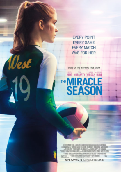 MIRACLE SEASON (THE) iTunes DIGITAL COPY MOVIE CODE (DIRECT IN TO ITUNES) CANADA