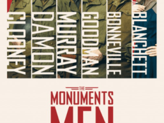 MONUMENTS MEN (THE) HD GOOGLE PLAY DIGITAL COPY MOVIE CODE (DIRECT IN TO GOOGLE PLAY) CANADA