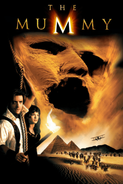 MUMMY (THE)(1999) HDX MOVIES ANYWHERE (USA) / HD GOOGLE PLAY (CANADA) DIGITAL MOVIE CODE ONLY (READ DESCRIPTION FOR REDEMPTION SITE)