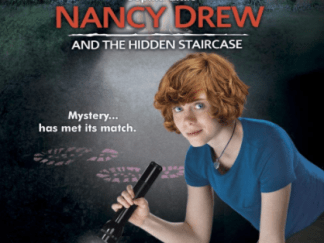 NANCY DREW AND THE HIDDEN STAIRCASE HD GOOGLE PLAY DIGITAL COPY MOVIE CODE (DIRECT IN TO GOOGLE PLAY) CANADA