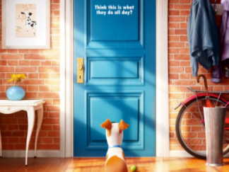 SECRET LIFE OF PETS 1 (THE) HDX MOVIES ANYWHERE (USA) / HD GOOGLE PLAY (CANADA) DIGITAL MOVIE CODE ONLY (READ DESCRIPTION FOR REDEMPTION SITE)