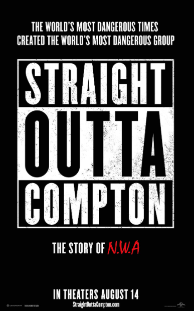 STRAIGHT OUTTA COMPTOM UNRATED DIRECTOR'S CUT HD iTunes DIGITAL COPY MOVIE CODE (DIRECT IN TO ITUNES ) USA CANADA
