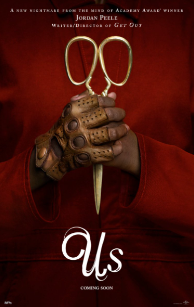 US (2019) HD GOOGLE PLAY DIGITAL COPY MOVIE CODE (DIRECT IN TO GOOGLE PLAY) CANADA