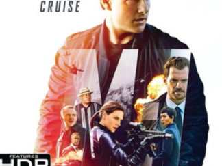 MISSION IMPOSSIBLE 6 FALLOUT 4K UHD VUDU DIGITAL COPY MOVIE CODE (READ DESCRIPTION FOR REDEMPTION SITE) USA