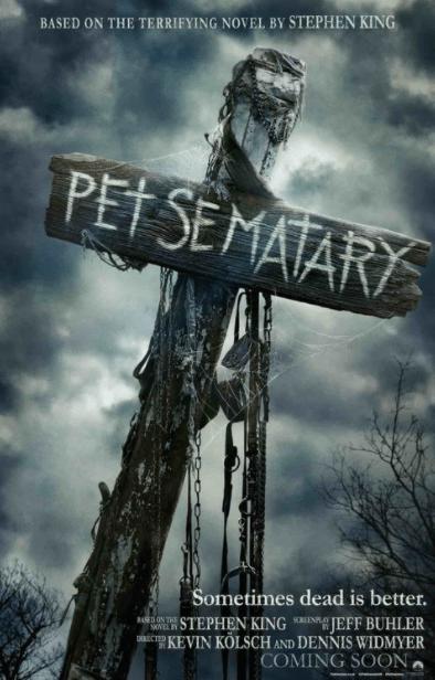 PET SEMATARY (2019) HDX VUDU DIGITAL COPY MOVIE CODE (READ DESCRIPTION FOR CORRECT REDEMPTION SITE) USA
