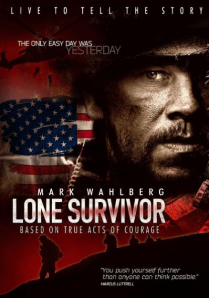 LONE SURVIVOR HDX VUDU DIGITAL COPY MOVIE CODE (READ DESCRIPTION FOR REDEMPTION SITE) USA