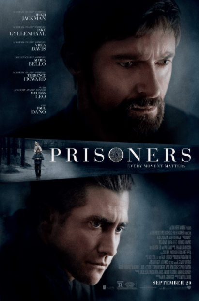 PRISONERS HDX MOVIES ANYWHERE MOVIE CODE (READ DESCRIPTION FOR REDEMPTION SITE) USA