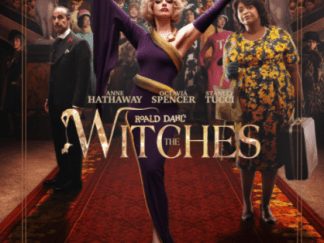 WITCHES (THE) / ROALD DAHL'S THE WITCHES  HD GOOGLE PLAY DIGITAL COPY MOVIE CODE (DIRECT IN TO GOOGLE PLAY) CANADA