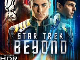 STAR TREK 3 / STAR TREK BEYOND 4K UHD iTunes DIGITAL COPY MOVIE CODE (DIRECT IN TO ITUNES) USA CANADA