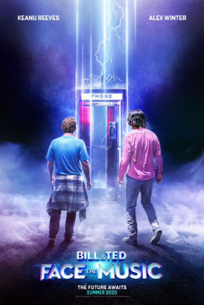 BILL AND TED FACE THE MUSIC HDX VUDU DIGITAL COPY MOVIE CODE (READ DESCRIPTION FOR REDEMPTION SITE) USA