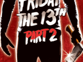 FRIDAY THE 13th PART 2 HDX VUDU or HD iTunes (USA) / HD iTunes (CANADA) DIGITAL COPY MOVIE CODE (READ DESCRIPTION FOR REDEMPTION SITE)