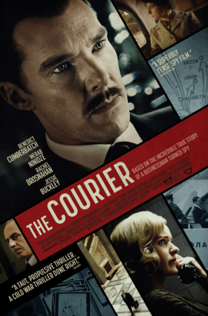 COURIER (THE) 2021 HD iTunes DIGITAL COPY MOVIE CODE (DIRECT IN TO ITUNES) CANADA