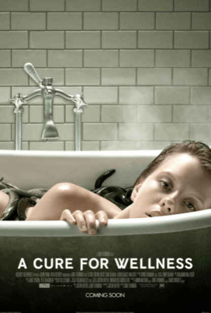 A CURE FOR WELLNESS HDX VUDU, HDX MOVIES ANYWHERE, HD iTunes, HD GOOGLE PLAY (USA) / HD iTunes (CANADA) DIGITAL COPY MOVIE CODE (CANADIAN CLIENTS READ DESCRIPTION FOR REDEMPTION SITE/STEP INFO)