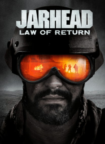 JARHEAD 4 / JARHEAD LAW OF RETURN HDX MOVIES ANYWHERE DIGITAL COPY MOVIE CODE (DIRECT IN TO MOVIES ANYWHERE) USA