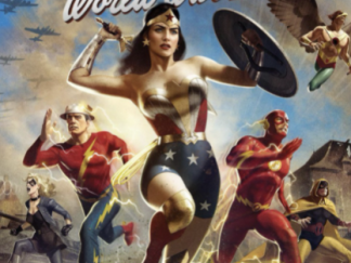 JUSTICE SOCIETY WORLD WAR II DC UNIVERSE MOVIE HDX MOVIES ANYWHERE (USA) / HD GOOGLE PLAY (CANADA) DIGITAL COPY MOVIE CODE (READ DESCRIPTION FOR REDEMPTION SITE)
