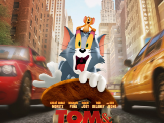 TOM & JERRY THE MOVIE HD GOOGLE PLAY DIGITAL COPY MOVIE CODE (DIRECT IN TO GOOGLE PLAY) CANADA