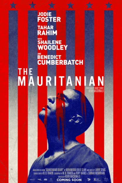 MAURITANIAN (THE) HD iTunes DIGITAL COPY MOVIE CODE ONLY (DIRECT INTO ITUNES) CANADA