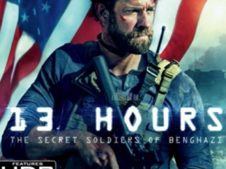 13 HOURS THE SECRET SOLDIERS OF BENGHAZI 4K UHD iTunes DIGITAL COPY MOVIE CODE (DIRECT IN TO ITUNES) USA CANADA