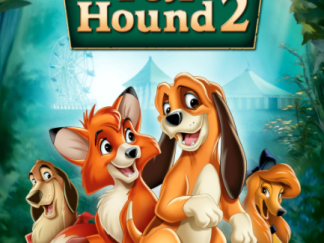 FOX AND THE HOUND 2 (THE) DISNEY HD DIGITAL COPY MOVIE CODE USA