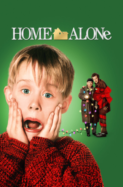 HOME ALONE 1 HD GOOGLE PLAY DIGITAL MOVIE CODE ONLY (DIRECT IN TO GOOGLE PLAY) CANADA