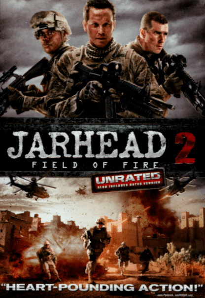 JARHEAD 2 FIELD OF FIRE UNRATED VERSION HD iTunes DIGITAL COPY MOVIE CODE (DIRECT IN TO ITUNES) USA CANADA