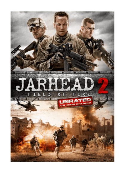 JARHEAD 2 FIELD OF FIRE HDX VUDU (USA) / HD GOOGLE PLAY (CANADA) DIGITAL MOVIE CODE ONLY (READ DESCRIPTION FOR REDEMPTION SITE)