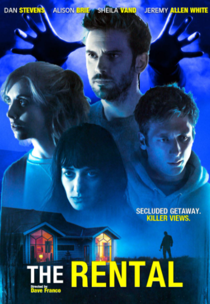 RENTAL (THE) HD iTunes DIGITAL COPY MOVIE CODE ONLY (DIRECT INTO ITUNES) CANADA
